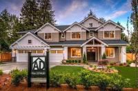Modern Craftsman House Plan With 2