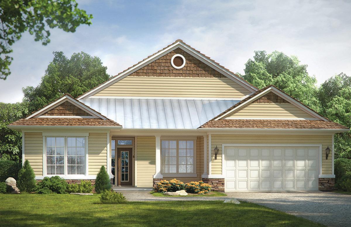 Award Winning Energy Saving House Plan 33000zr 1st