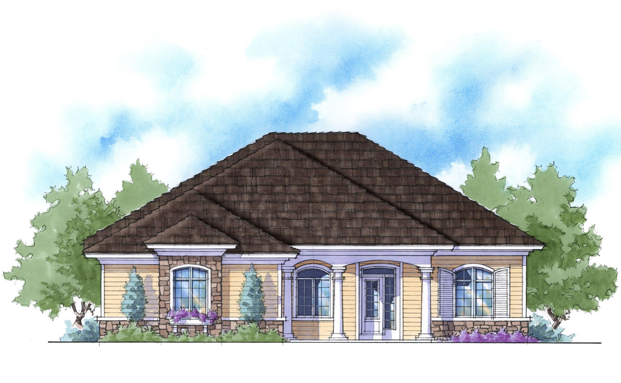 Super Energy Efficient House Plans