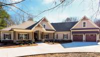 Craftsman House Plan with Angled Garage - 36031DK ...