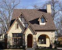 3 or 4 Bed Tudor for Narrow Lot - 36446TX | 2nd Floor ...