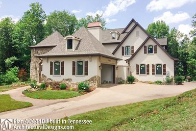 Exceptional French Country Manor 40444db Architectural