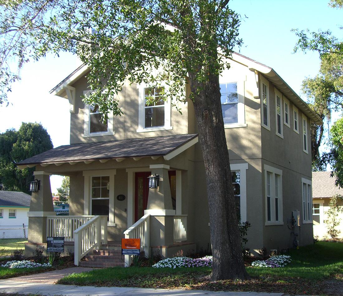 Award-winning Narrow Lot House Plan - 44037td 2nd Floor