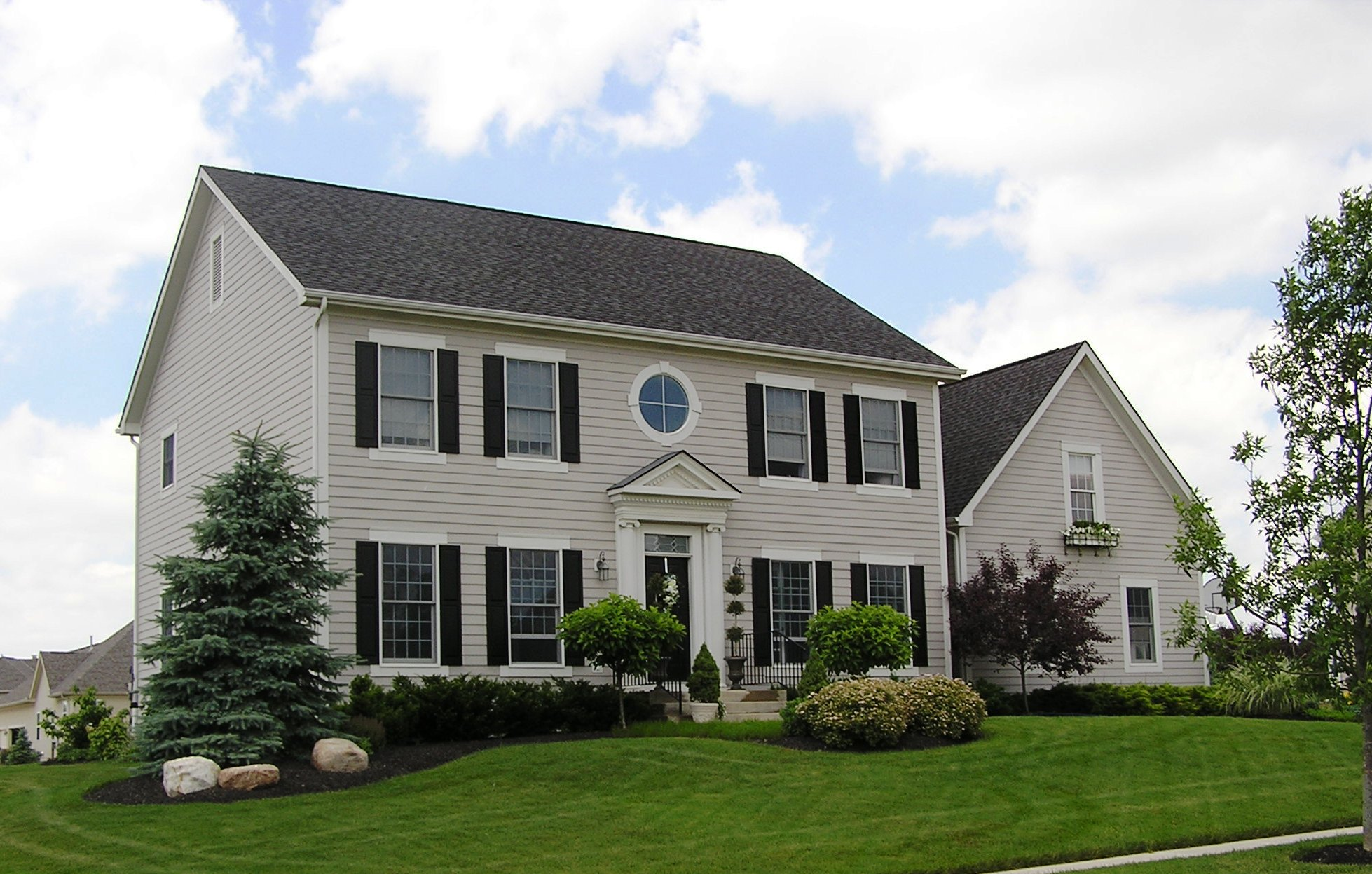 4563wr 2nd Floor Master Suite Cad Colonial