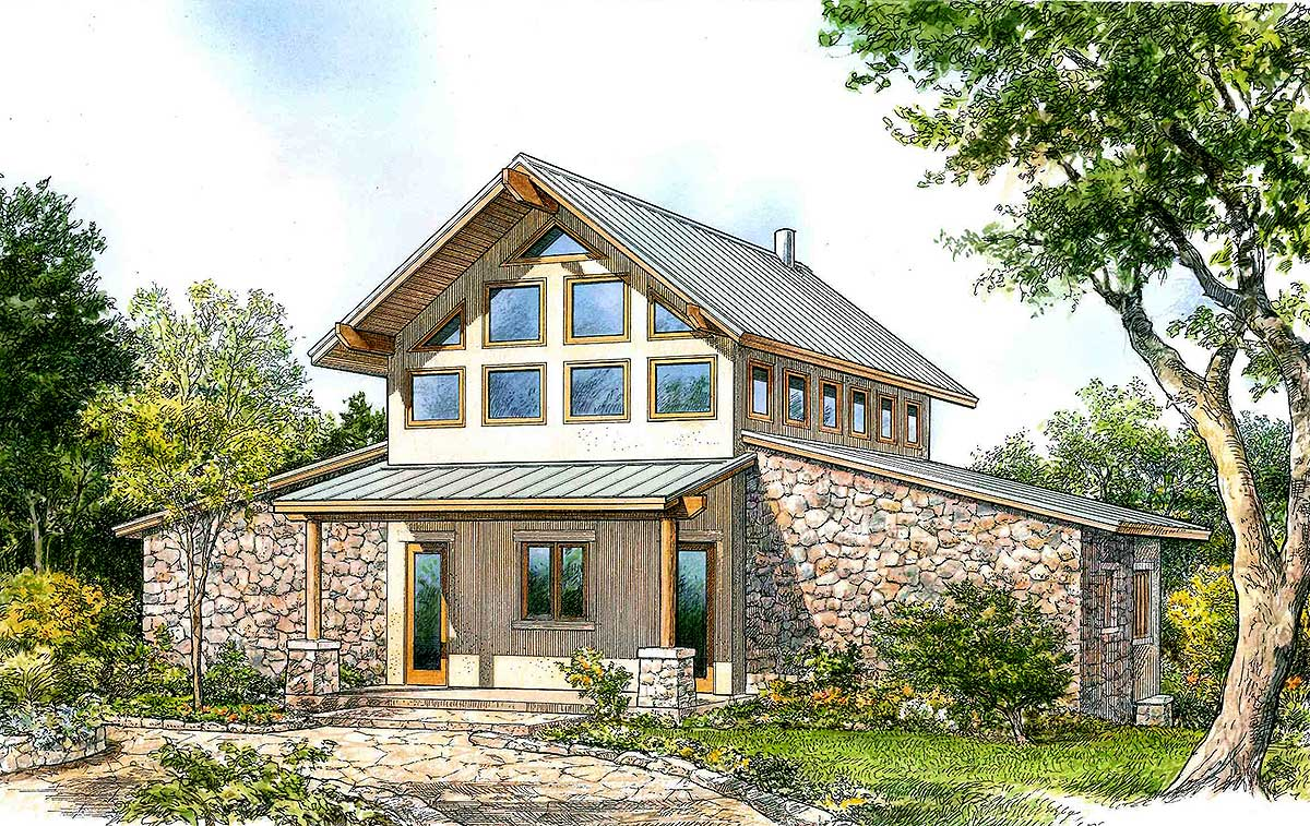 Striking Hill Country Vacation Retreat 46059hc