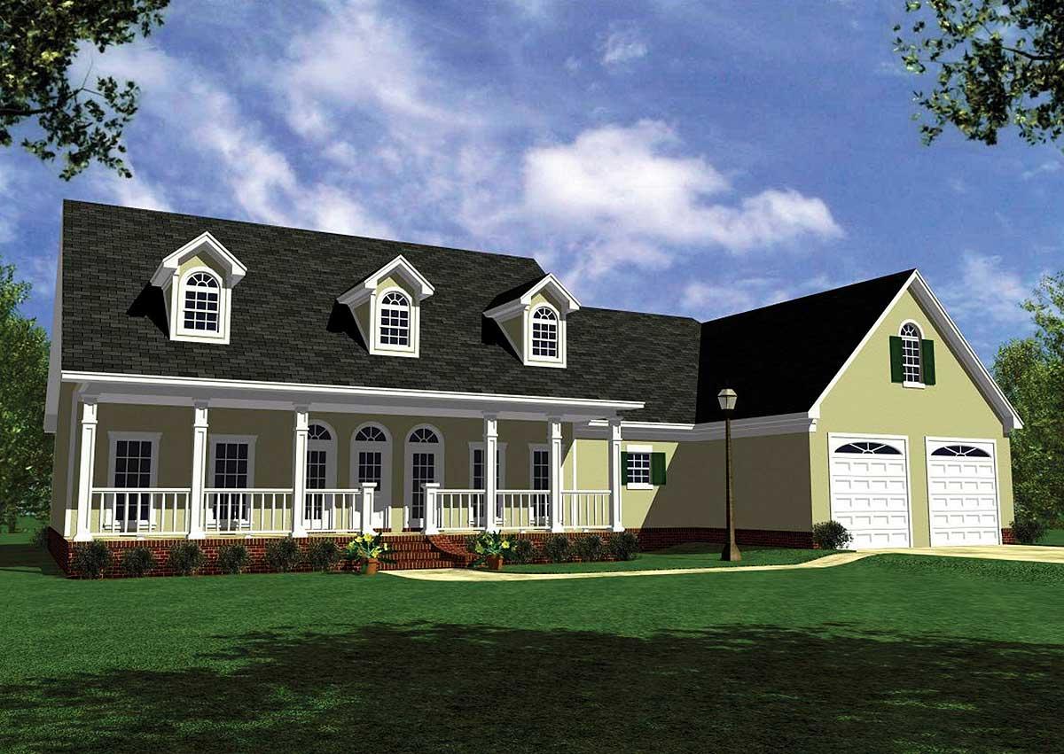 Stucco House Floor Plans