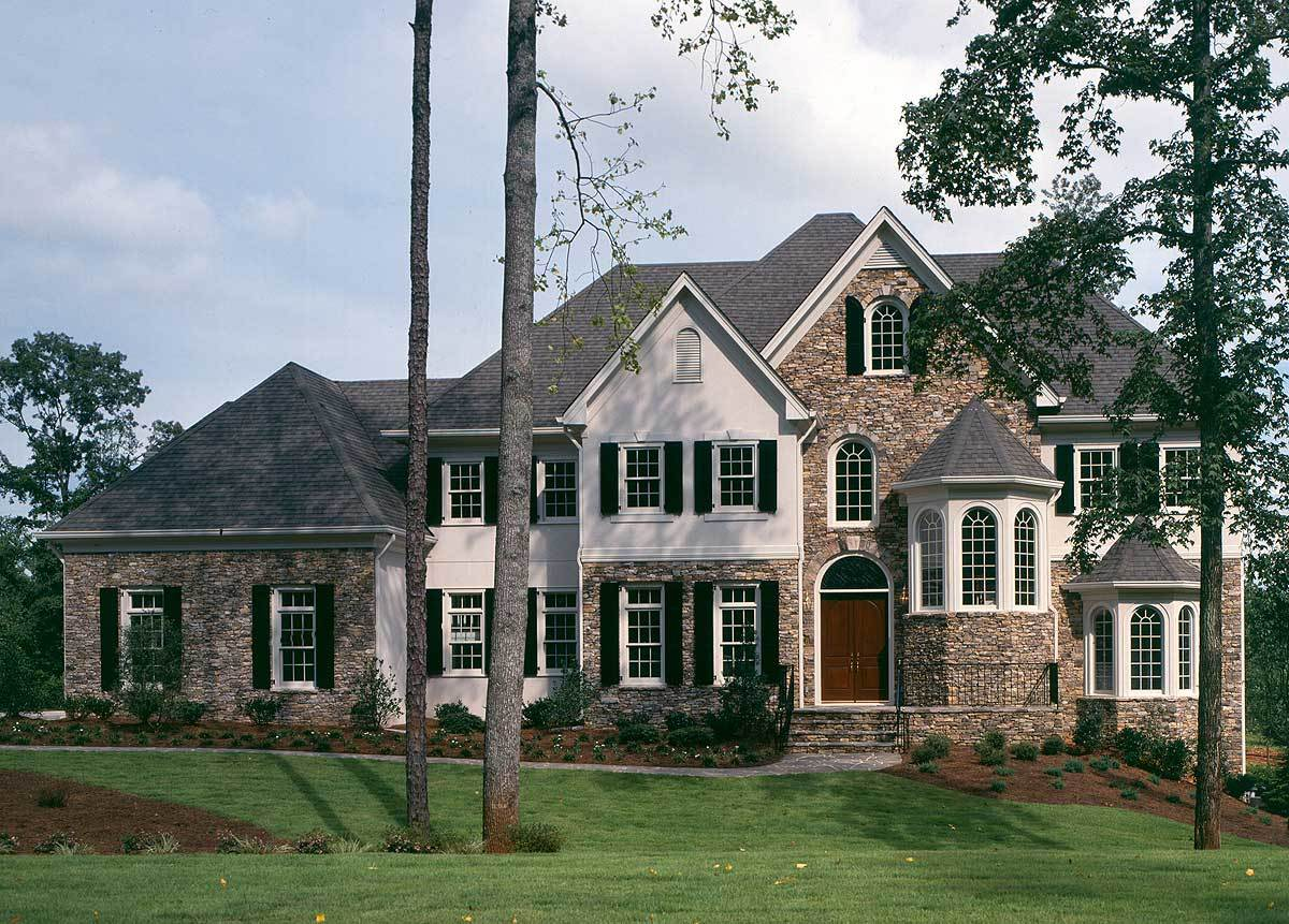 Country Estate - 56103ad Architectural Design House Plans