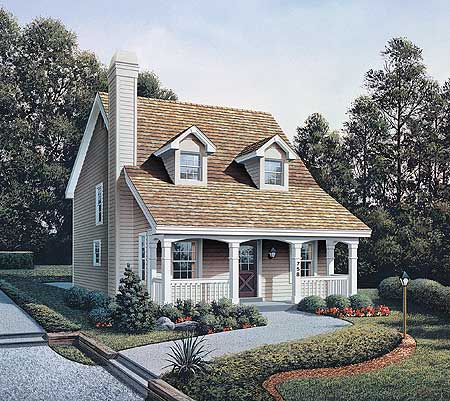 Country Appeal For A Small Lot 57027ha Architectural