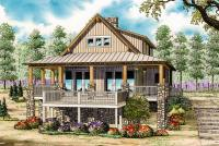 Low Country Cottage House Plan - 59964ND | Architectural ...