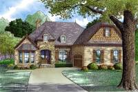 Handsome European Home Plan - 60594ND | Architectural ...