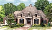 Elegant French Country Home Plan - 62113V | Architectural ...