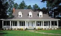 Country Home with Wrap-Around Porch - 6221V ...