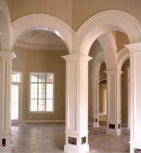 Grand Hexagonal Living Room - 63186HD | 1st Floor Master ...