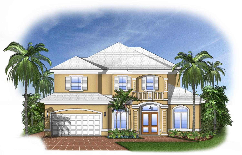 Florida Open Floor House Plans