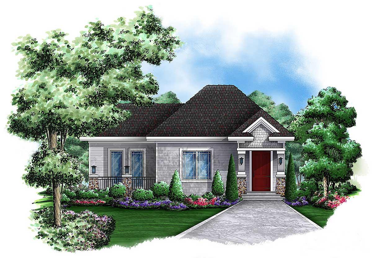 Quaint Cottage House Plans