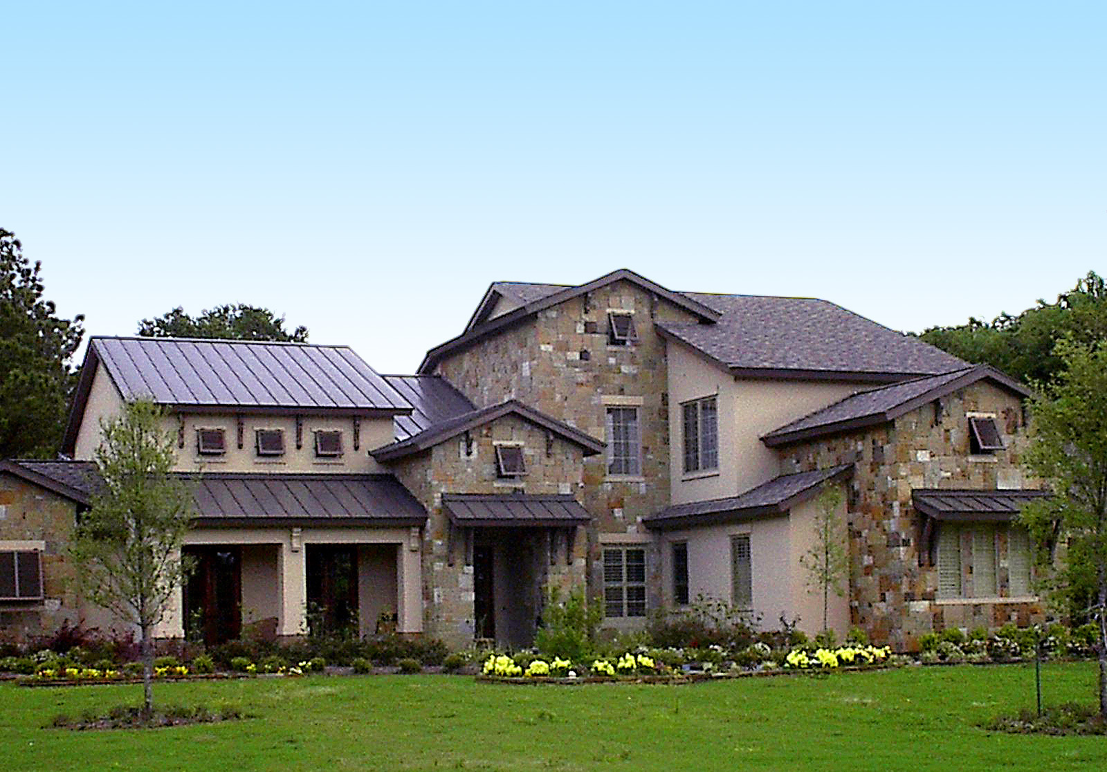 Hill Country House Plans Designs