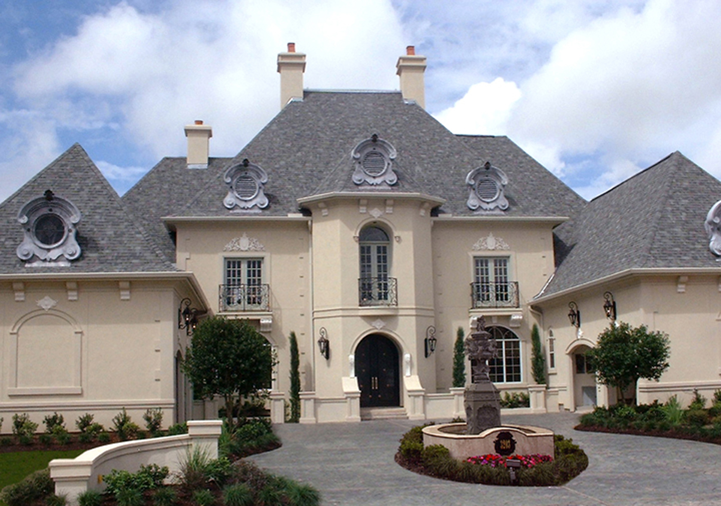 King Of The Castle 67094GL Architectural Designs