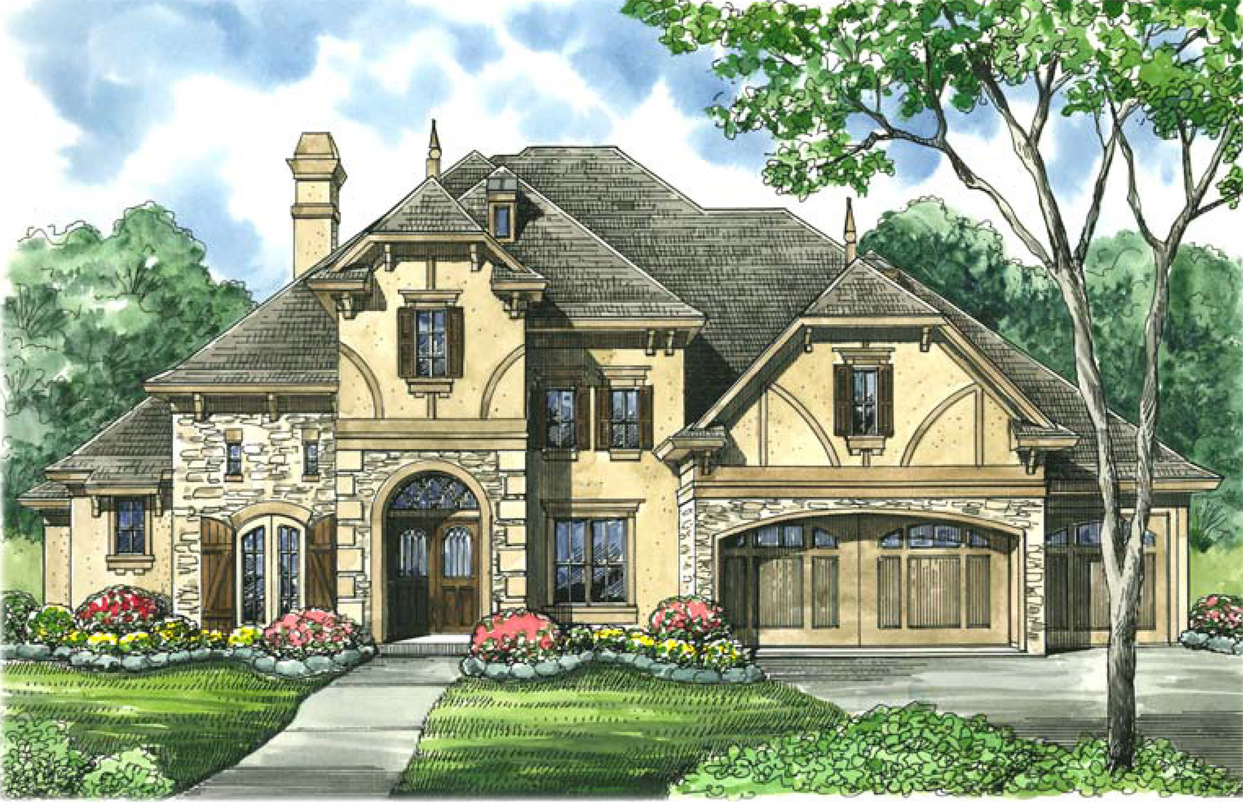 Tudor Architectural Designs