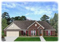 4 Bedroom Brick Ranch Home Plan - 68019HR | 1st Floor ...