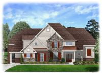 Angled Hearth Room House Plan - 68048HR | Architectural ...