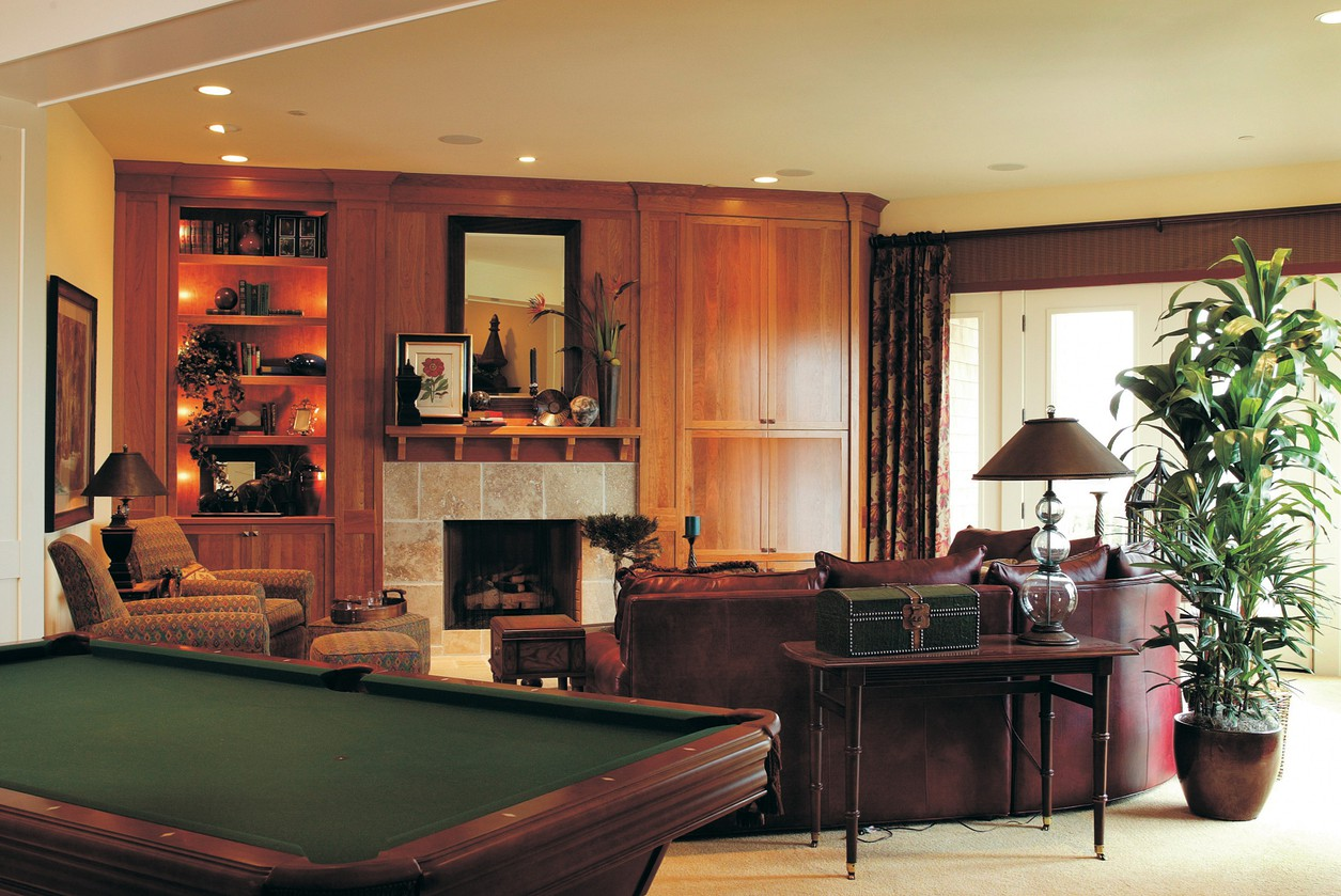 House Plans with Game Room