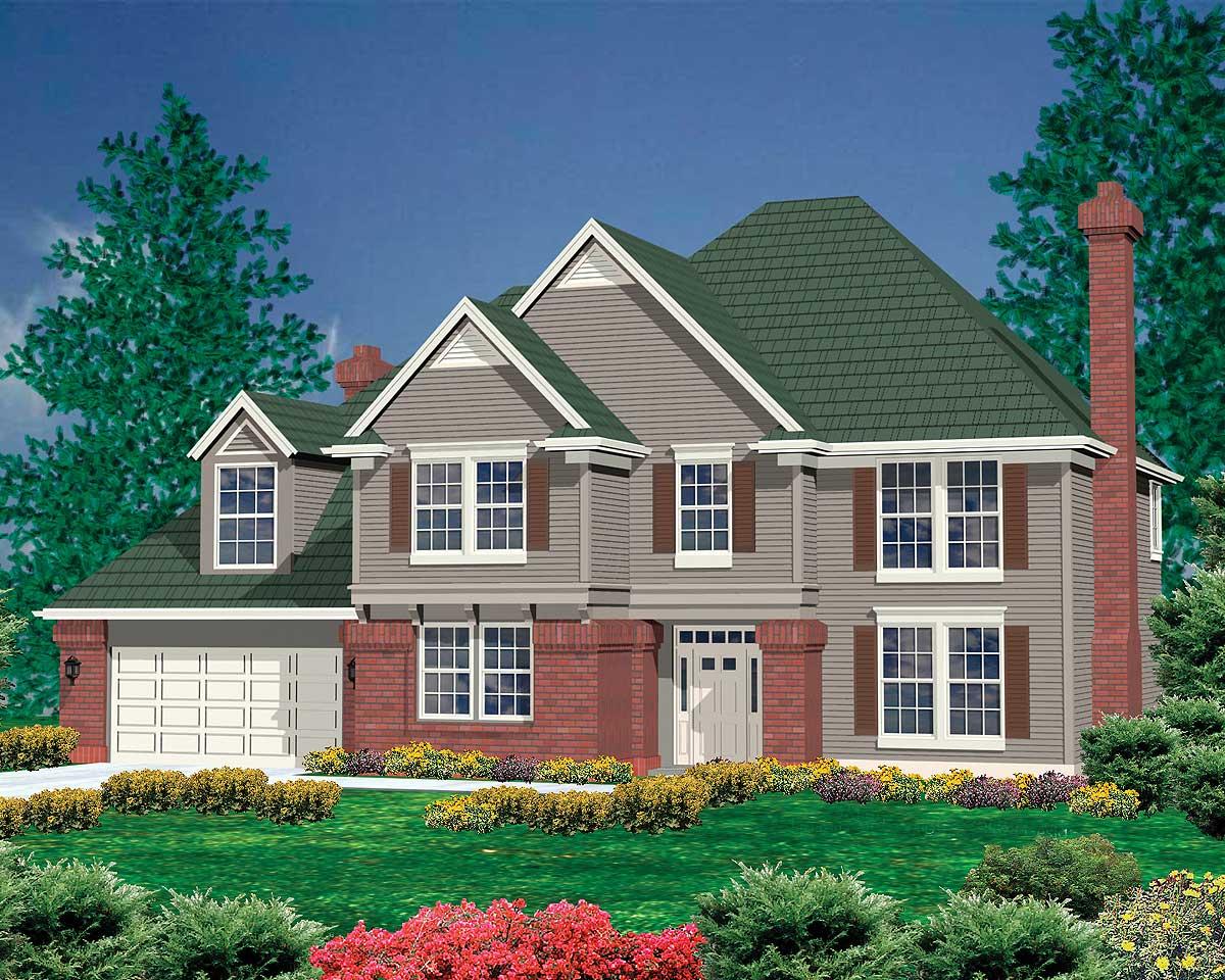 Spacious House Plans