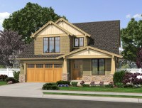 Vaulted Master and Den - 69475AM | Architectural Designs ...