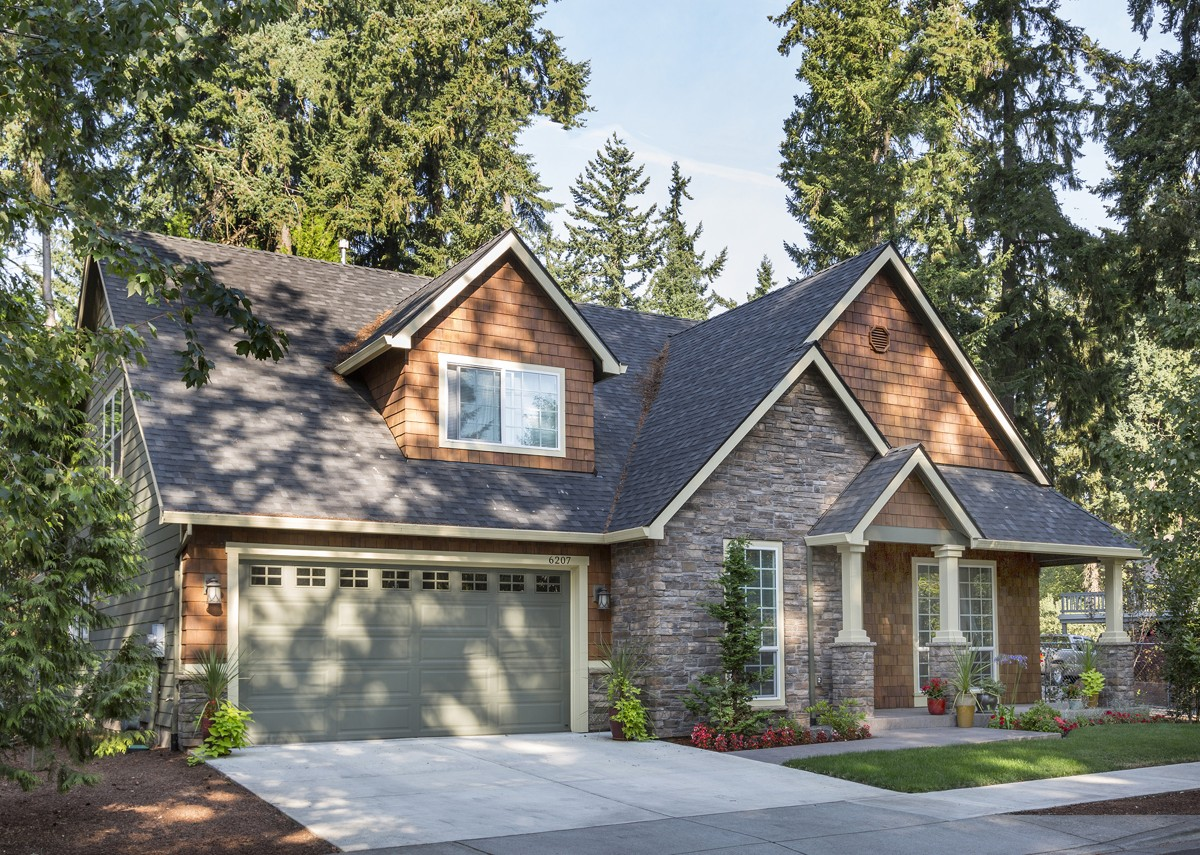 Craftsman House Plans with Butler Pantry