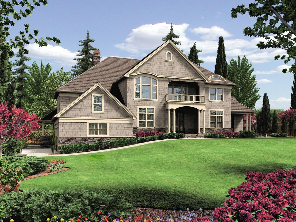 Hillside House Design Plans