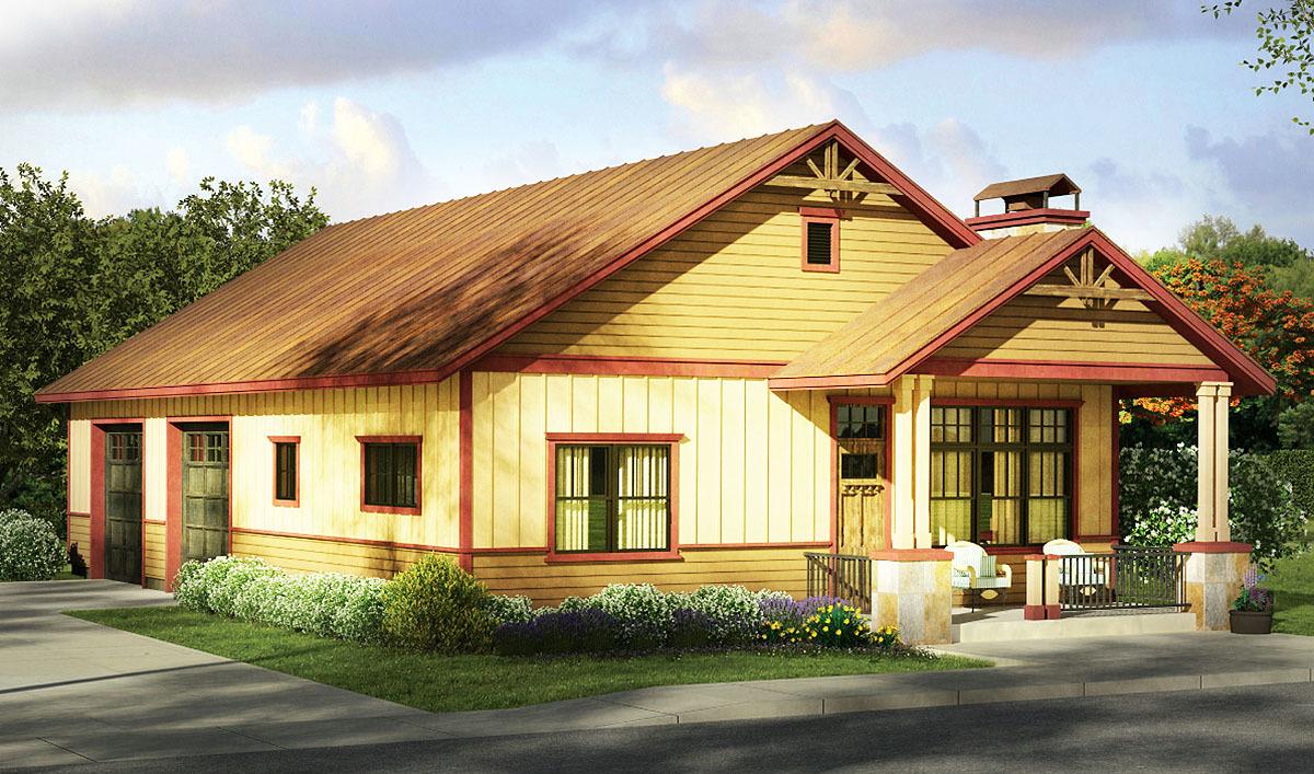 Small Home And Big Garage 72817da Architectural