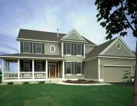 Farmhouse House Plan with Wrap-Around Porch - 73063HS ...