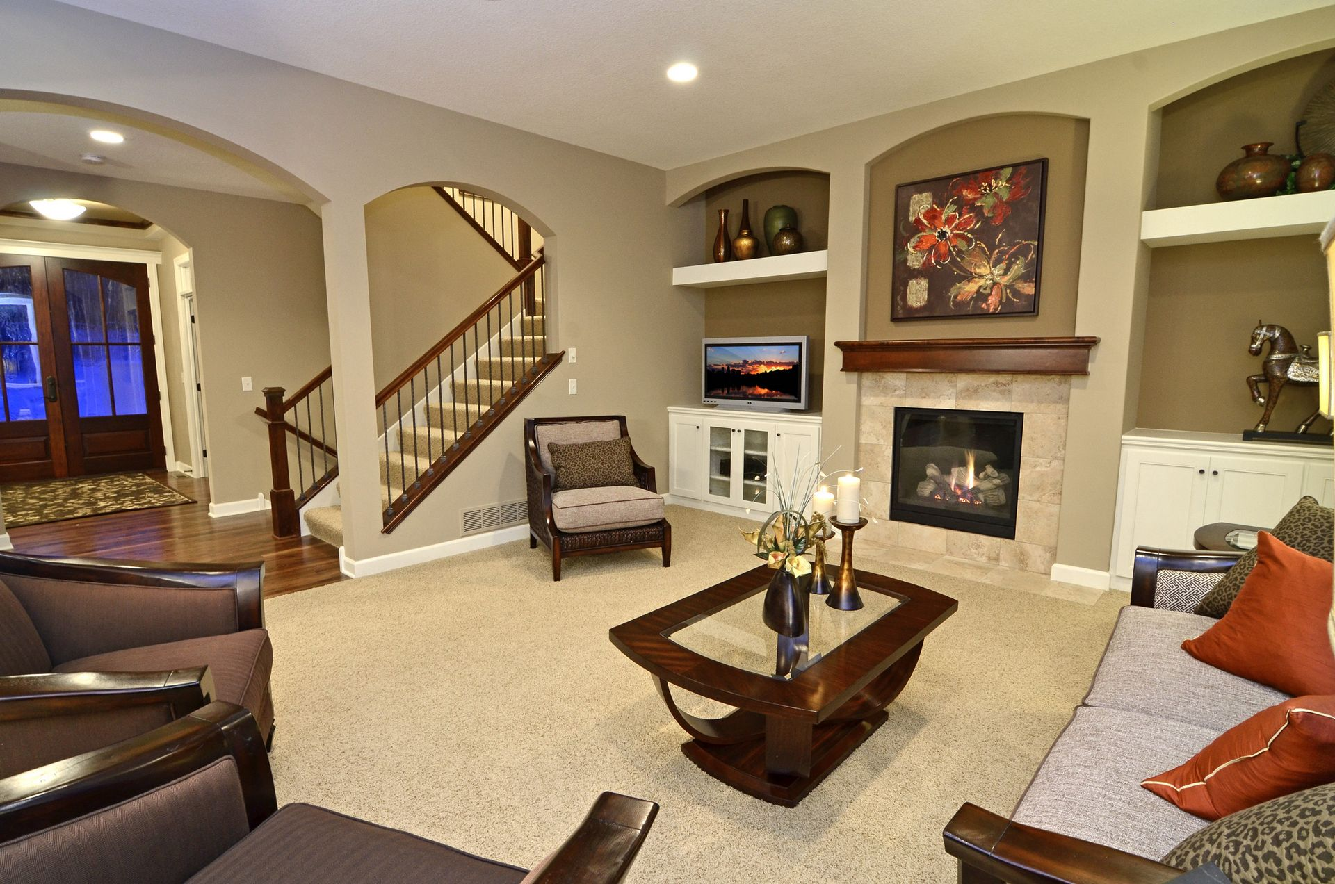Stunning Craftsman Home With Sunroom - 73337hs 2nd Floor