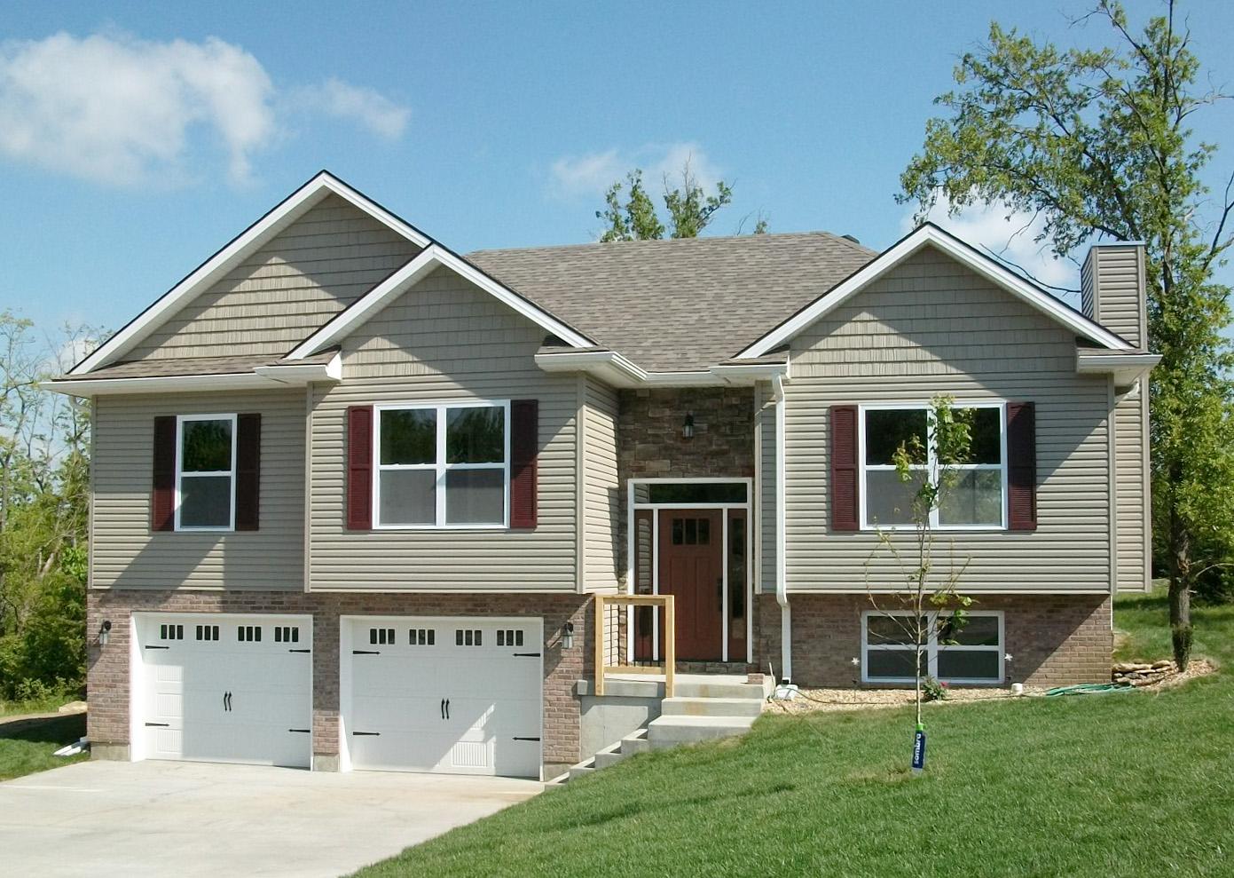 Split Level Home Plans Designs