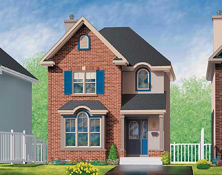 Fascinating Small Brick House Plans Ideas Na Planskill For Small