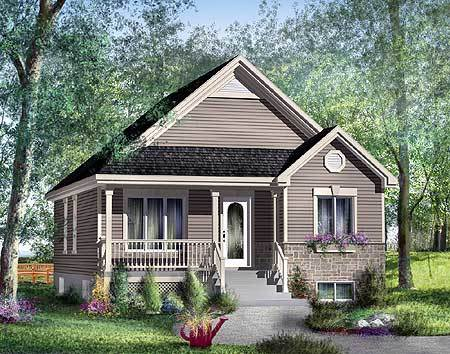 Stone Cottage House Plan  80336PM  Architectural Designs