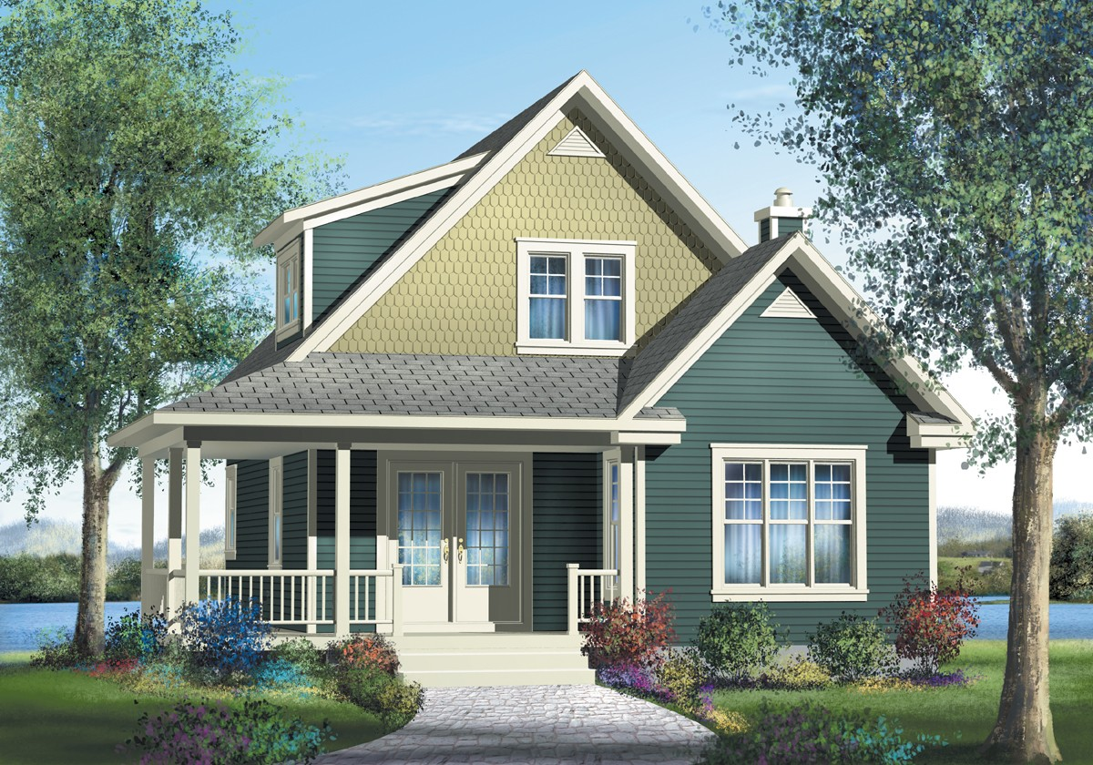 Cozy Country Cottage - 80568PM