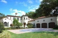 Spanish House Plans - Architectural Designs