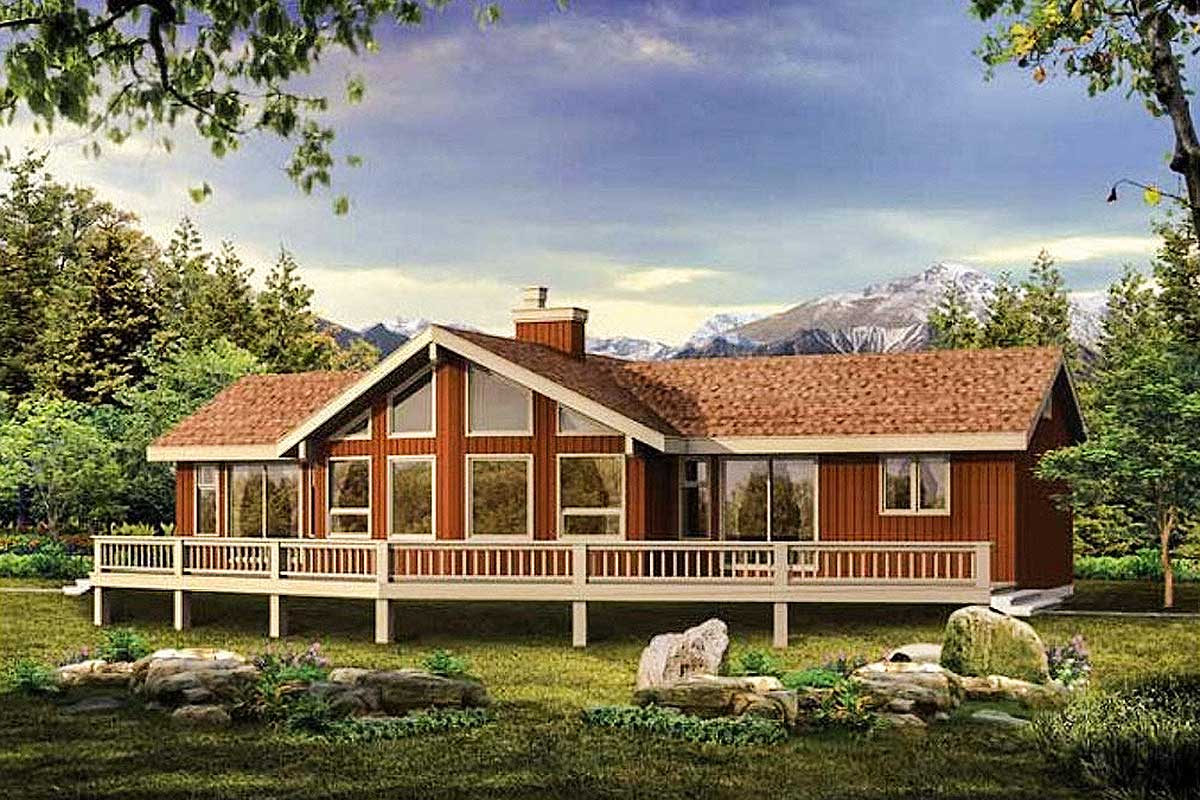 Grand Vacation Retirement Home - 88119sh