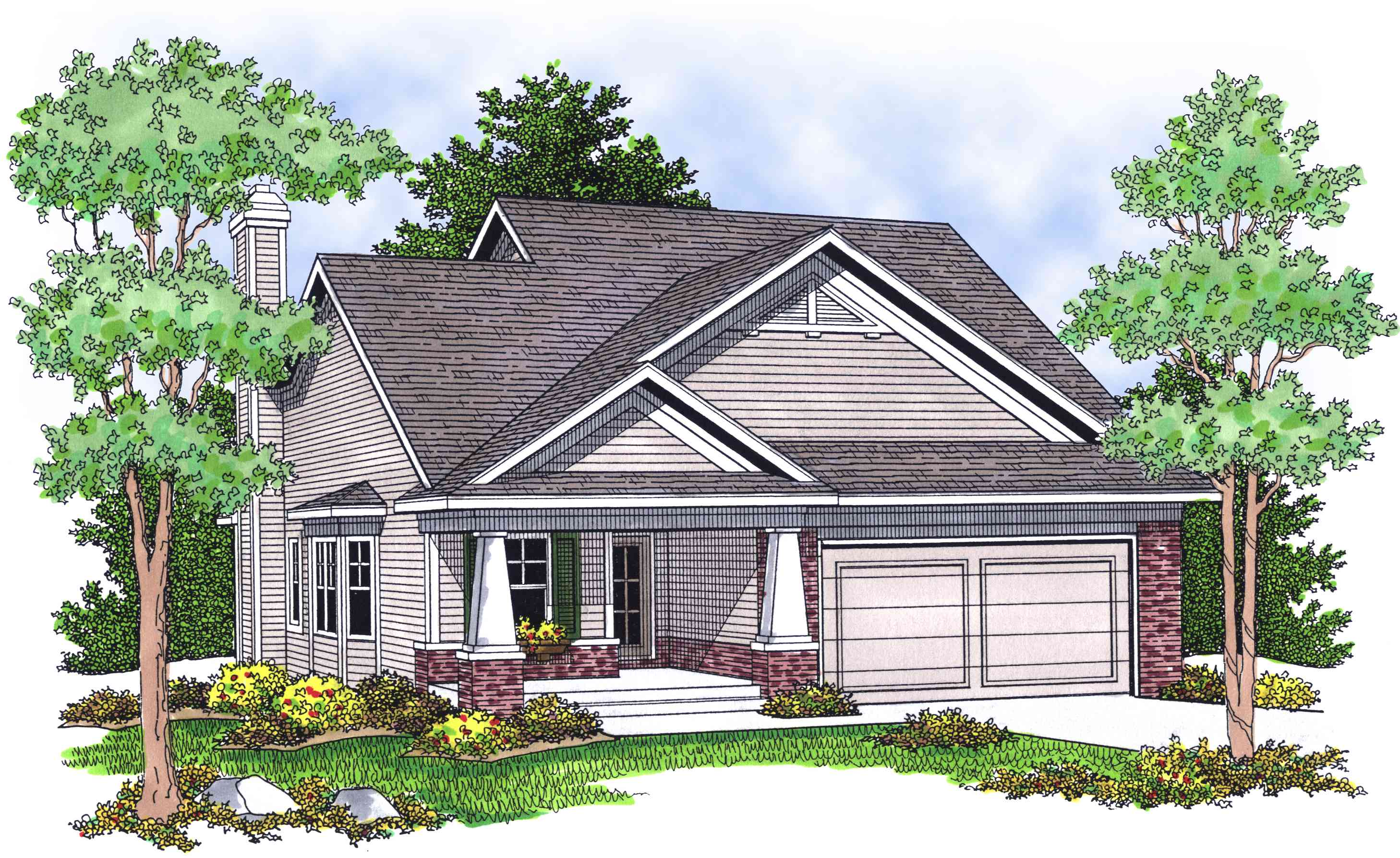 Quaint Cottage House Plans
