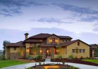 Tuscan Plans - Architectural Designs