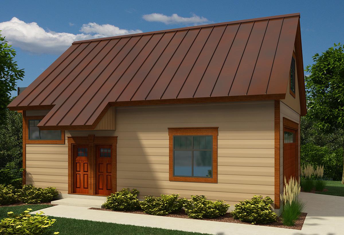 Versatile RV Garage Plan  9828SW  Architectural Designs