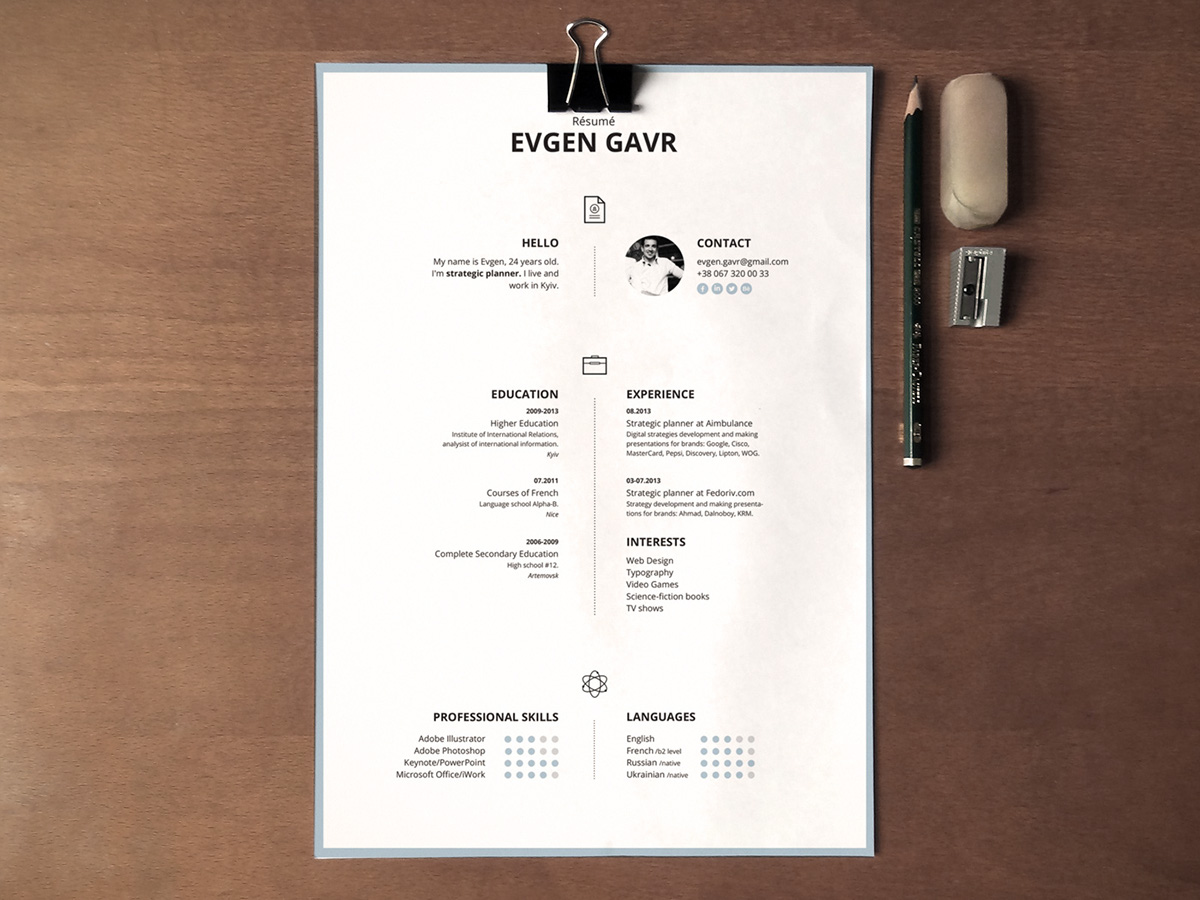Beautiful Resume Layouts Creative Resume Template 2019 List Of 10 43 Creative Resume