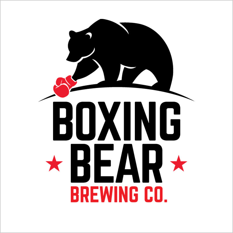 Boxing Bear Brewing Co. The Red Glove Double Red Ale