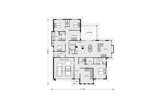 Fernbank 262 House Design From G J Gardner Homes