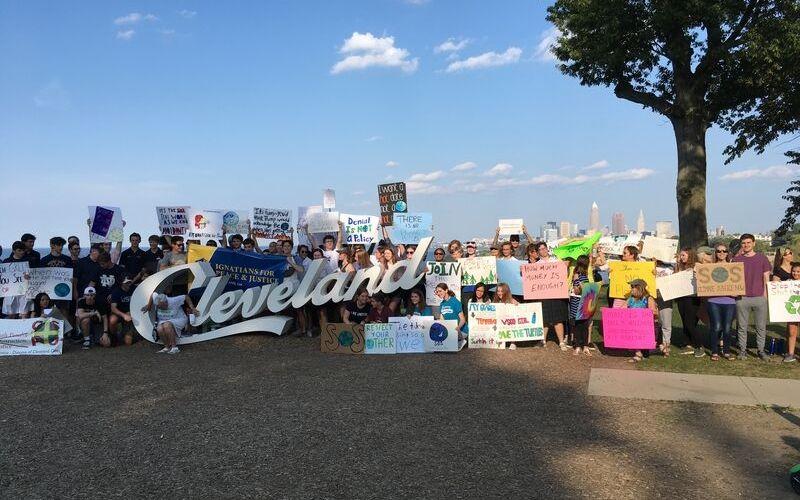 climate strike cleveland