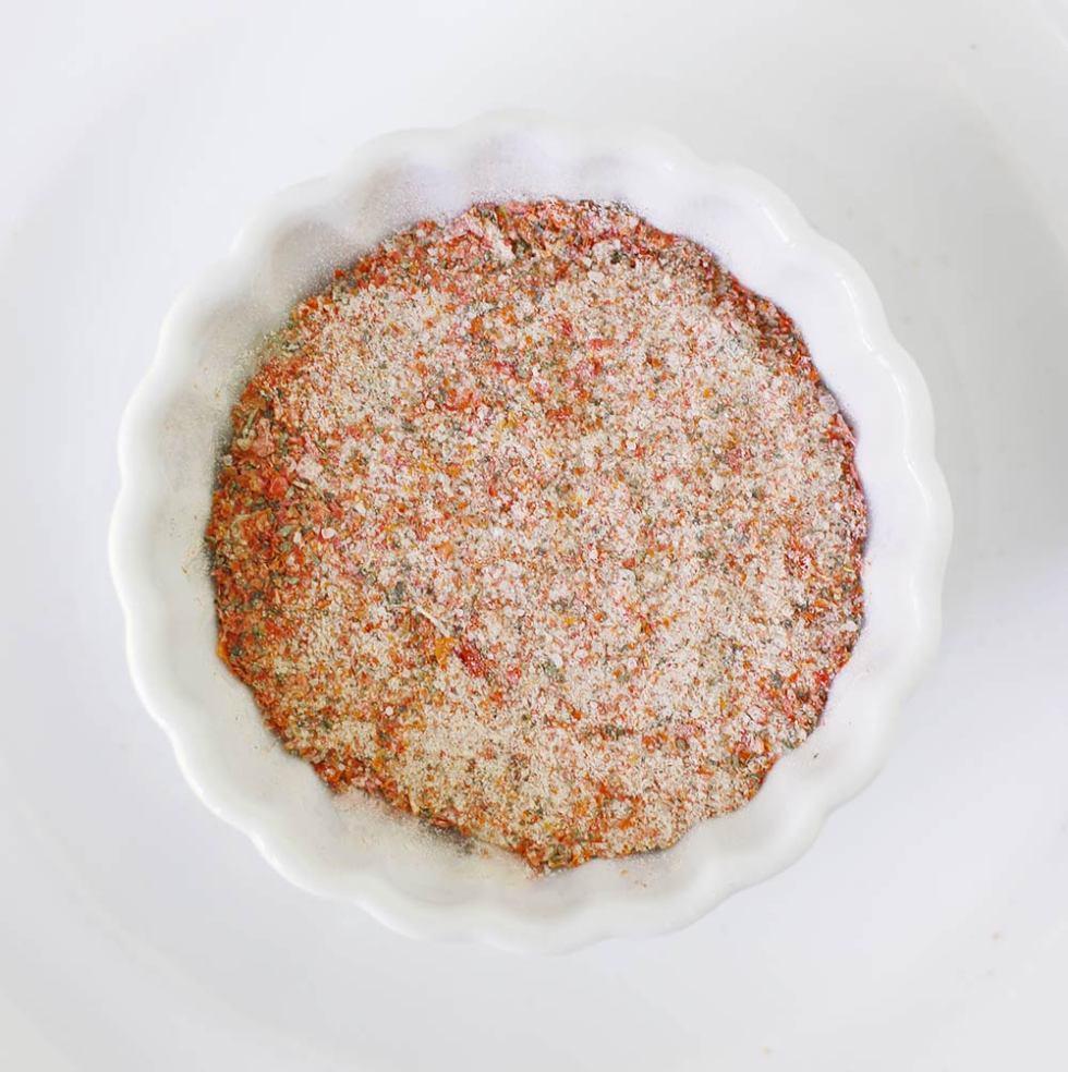 Homemade Heirloom Tomato Salt from SoupAddict.com