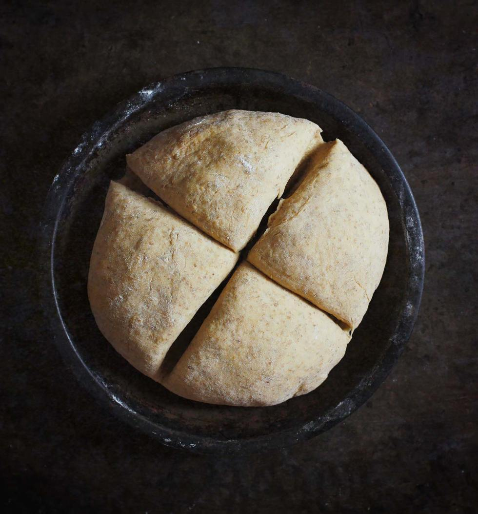 Sourdough Rye Bread Bowls   SoupAddict.com