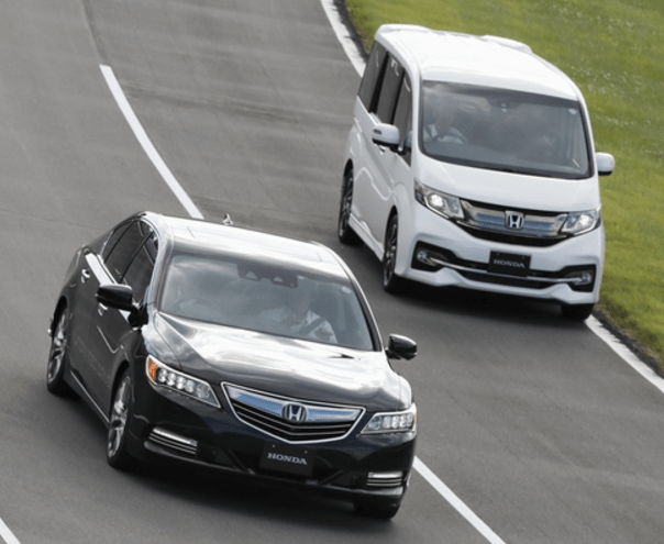 Honda Aims To Develop Fully Selfdriving Cars By Around 2025