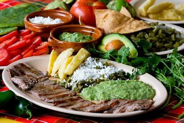 7 Recetas de comida mexicana saludable  Vida InstaFit