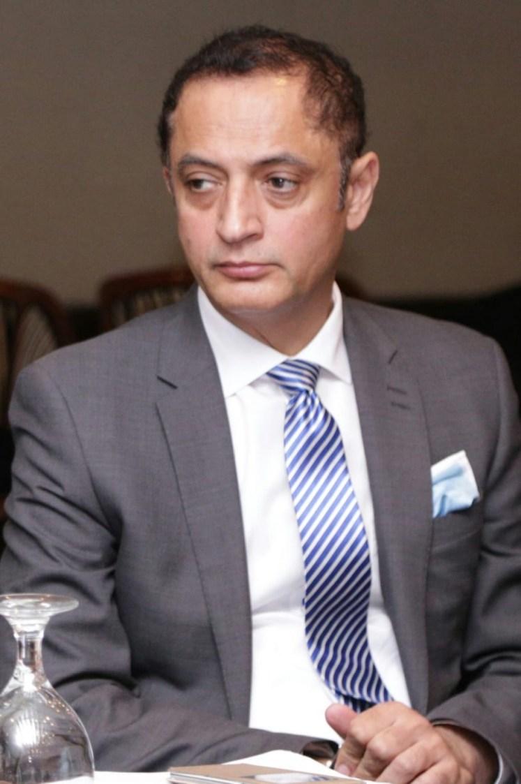 Mr Syed Kamal Shah